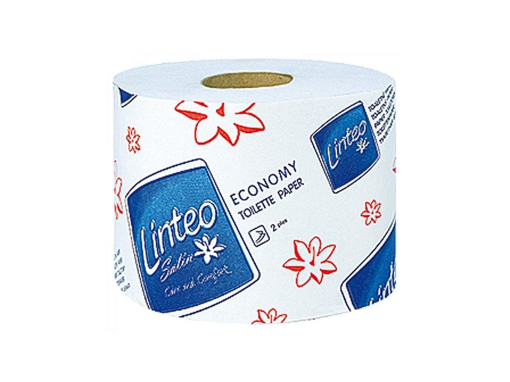 Toaletní papír Linteo Satin Economy