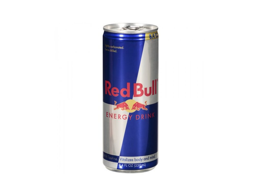 Red Bull 0,25L plech, energy drink
