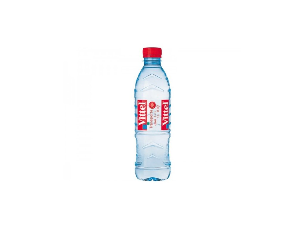 VITTEL MINERÁLNÍ VODA 0.5L PET