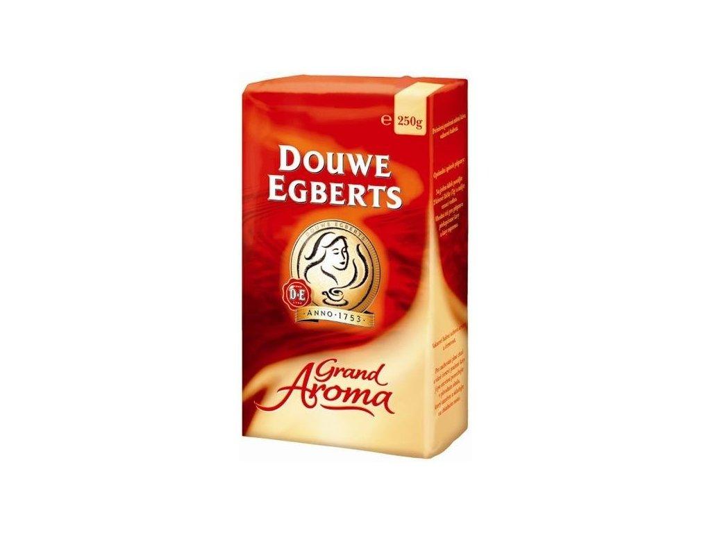 Douwe Egberts Grand Aroma 250g pražená mletá káva