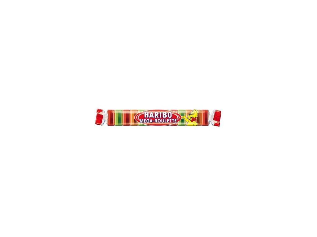Haribo Mega Roulette želatinové bonbony 45g