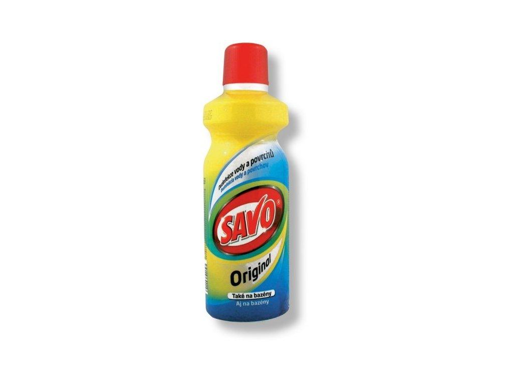 Savo Original 1L Dezinfekce vody a všech povrchů