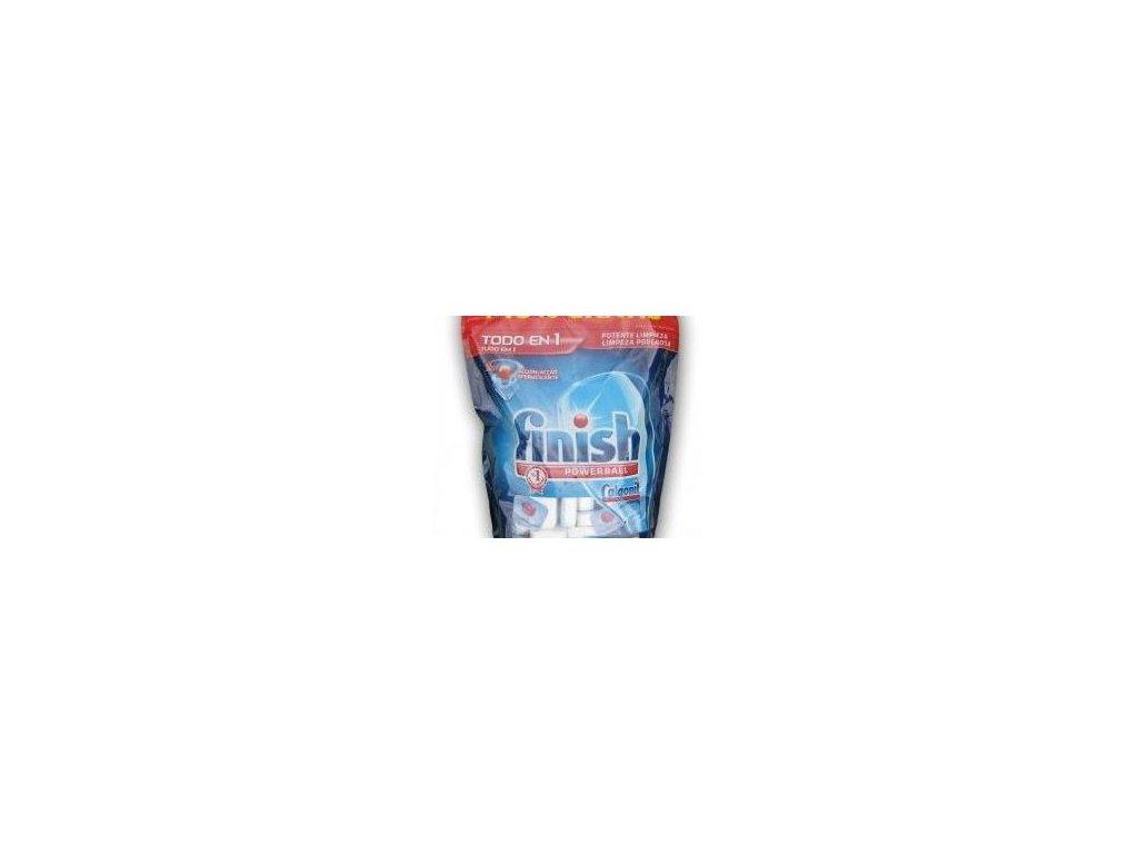 Calgonit Finish Powerball Tabs tablety do myčky nádobí 26 kusů