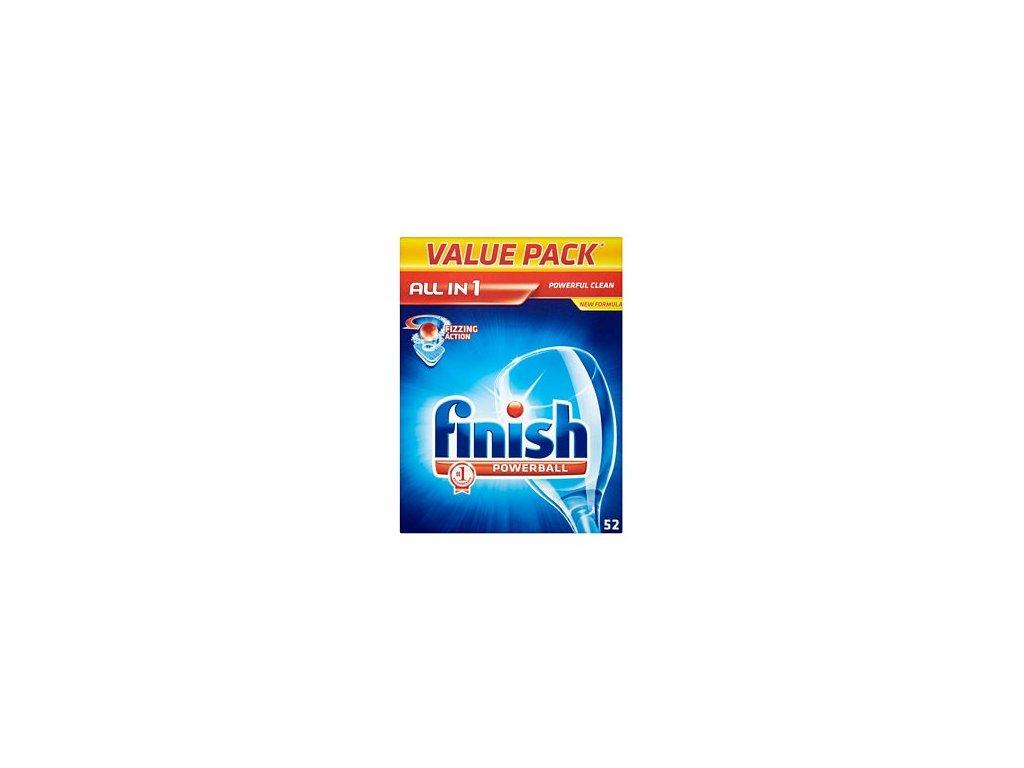 Finish Powerball 52 tablet do myčky