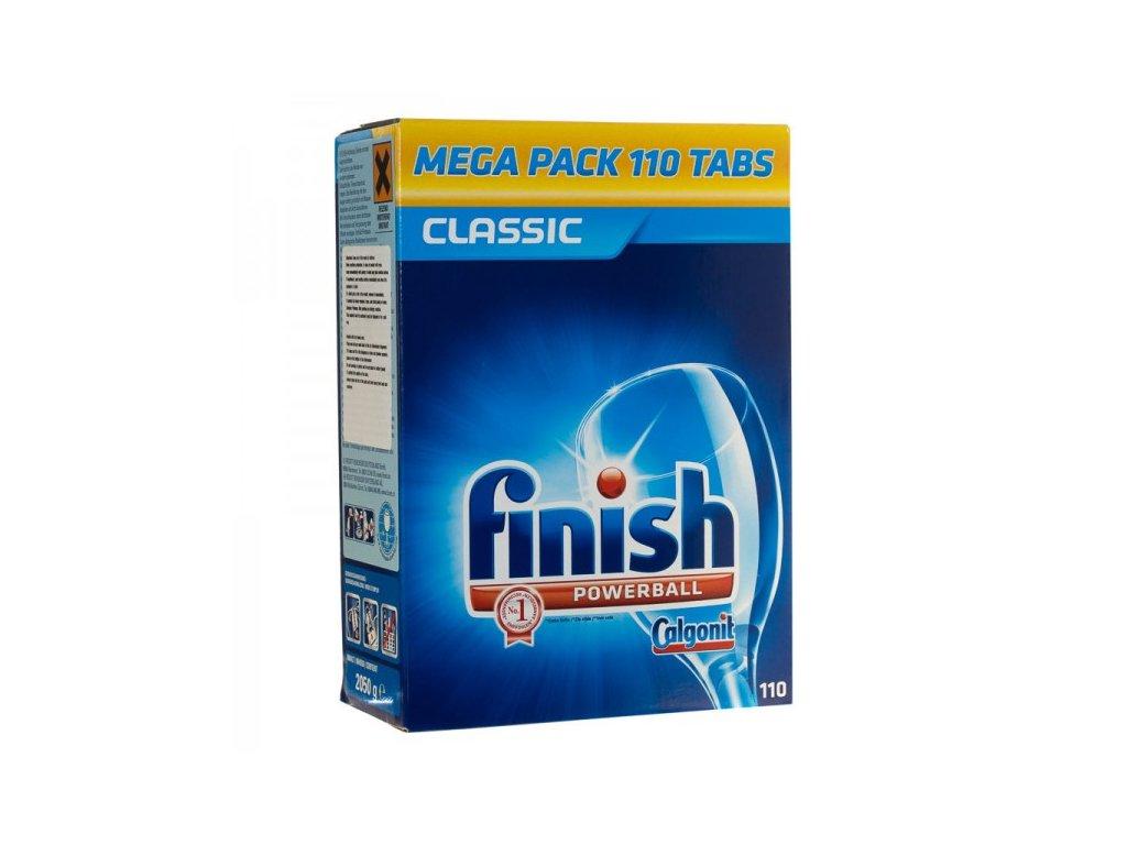 Finish Powerball 110 tablet do myčky XXL Mega Pack