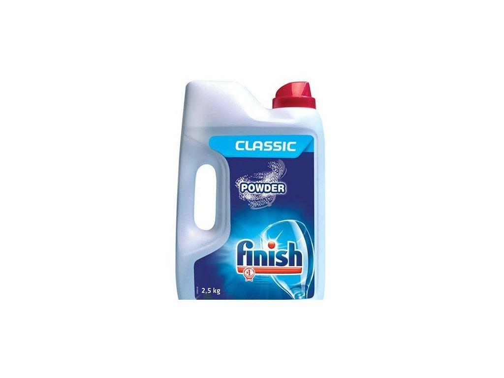 Calgonit Finish Power Powder Regular 2,5 kg prášek do myček nádobí