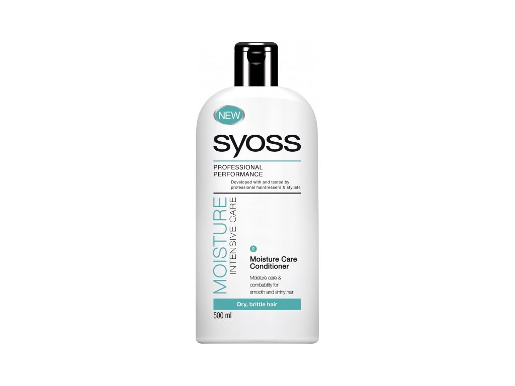 Syoss kondicionér Moisture pro suché vlasy 500ml
