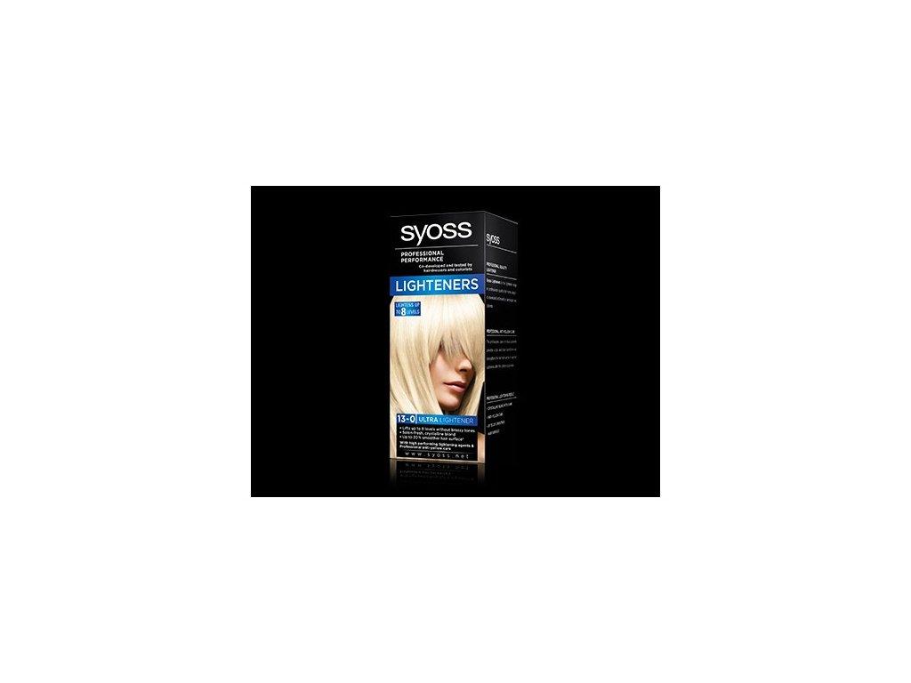 Syoss Professional 13-0 zesvětlovač vlasů