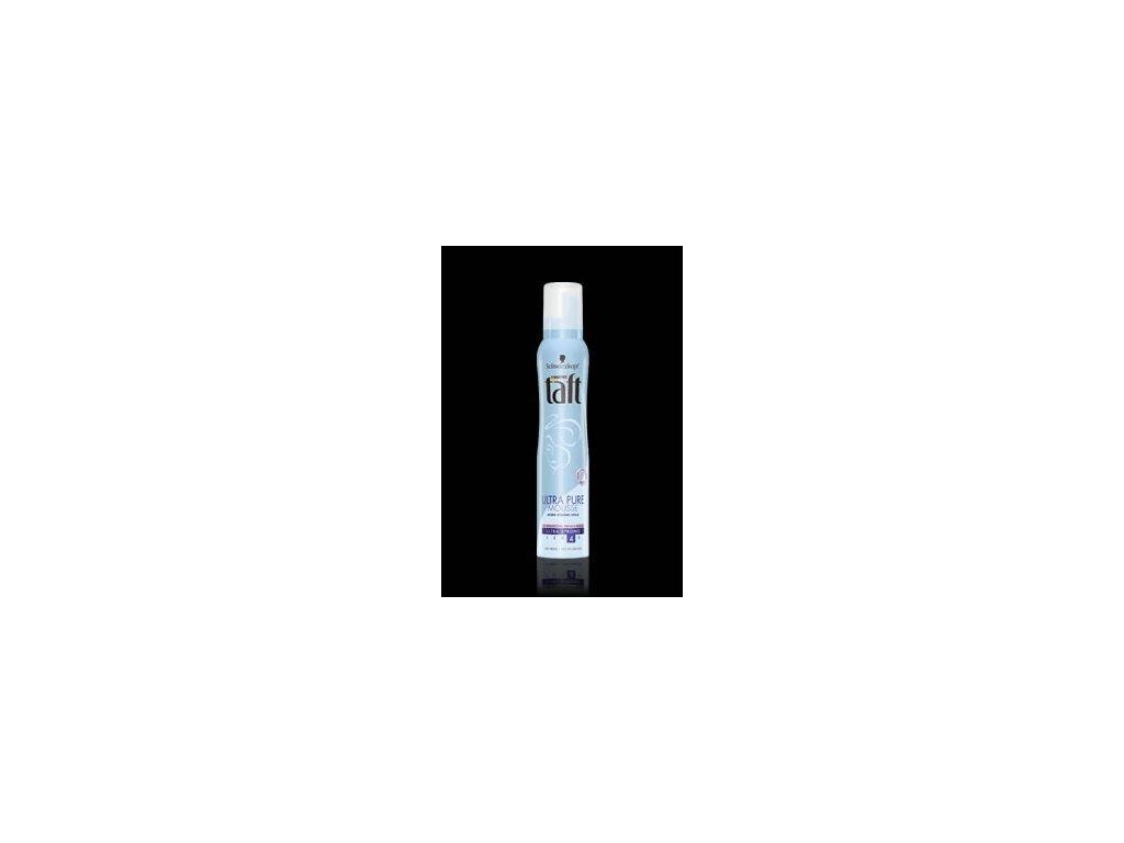 Taft Ultra Pure pěnové tužidlo na vlasy 150ml