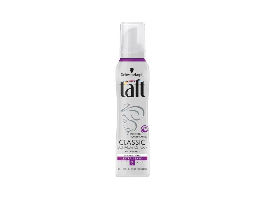 Taft Classic pěnové tužidlo na vlasy 150ml
