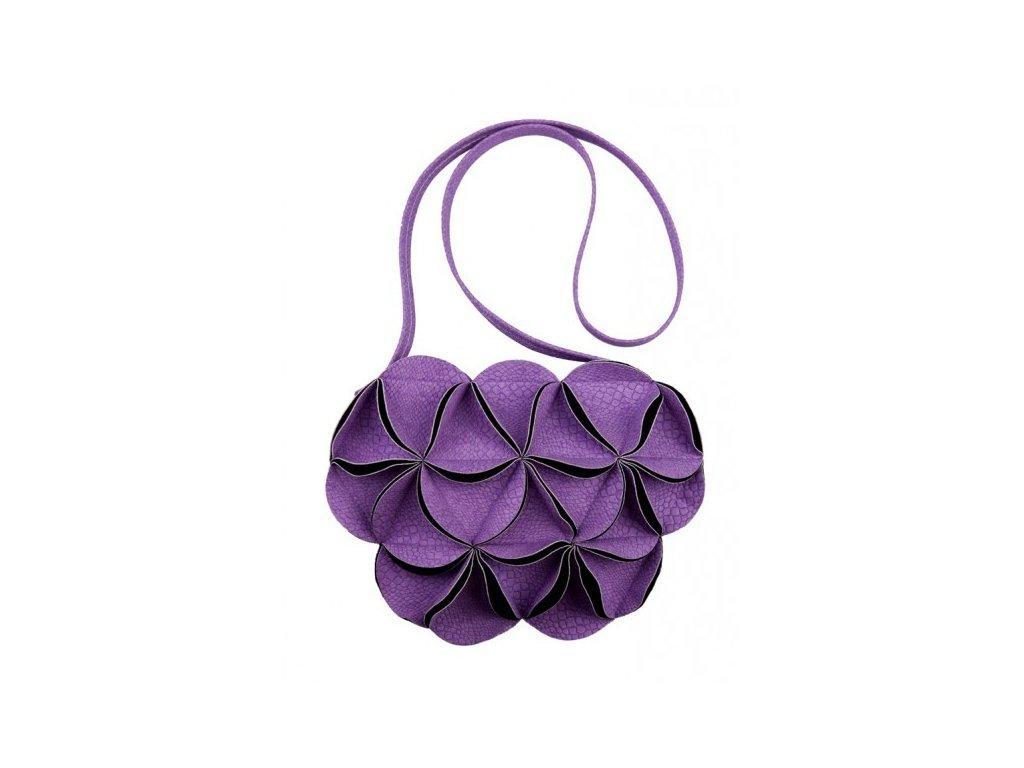 COSSI Christina fialová dámská kabelka