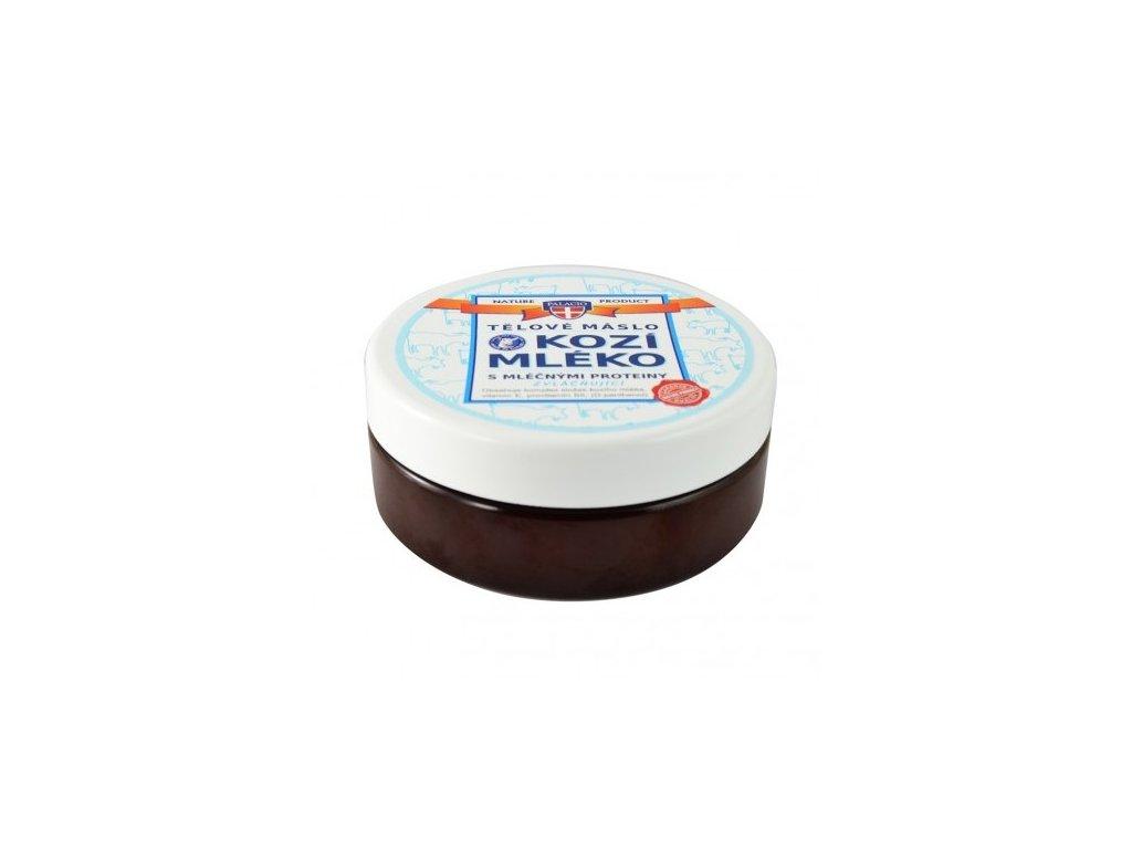 Tělové máslo KOZÍ MLÉKO, 200ml
