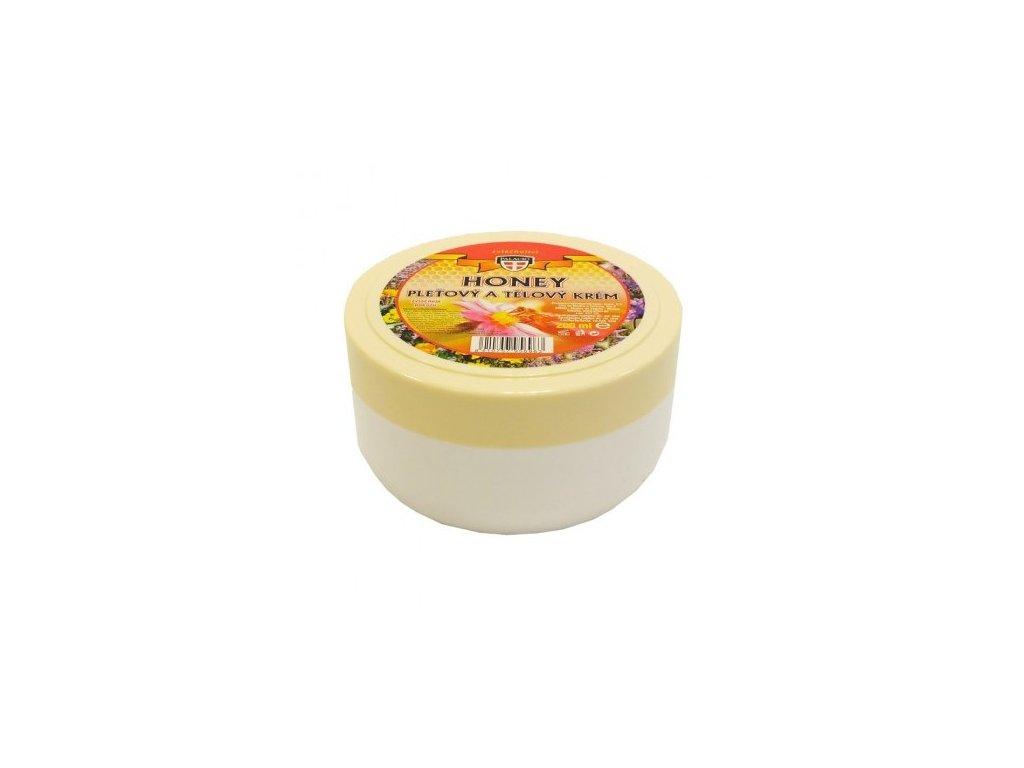 Honey pleťový a tělový krém, 200ml