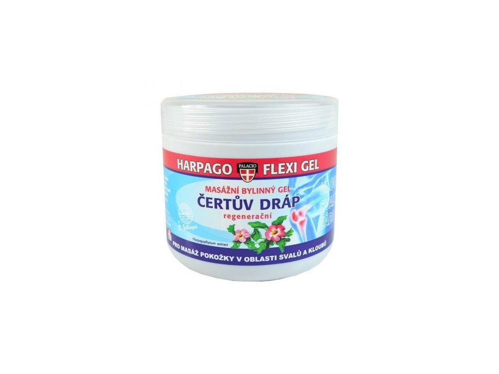 Čertův dráp 600 ml  masážní gel