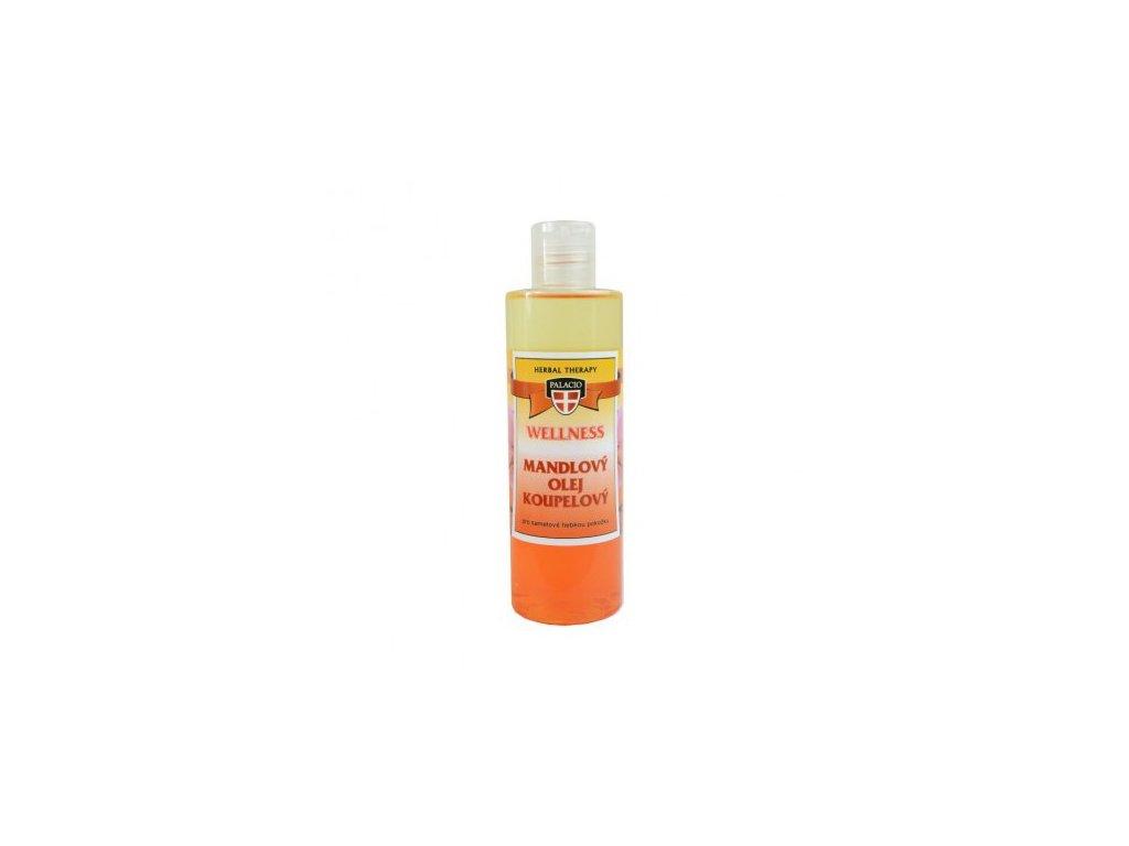 Mandlový olej - koupelový, 250ml