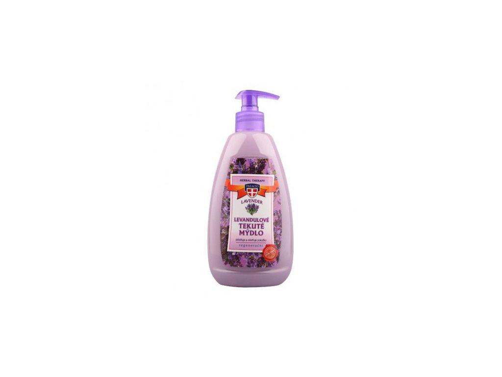 Levandulové  tekuté mýdlo 500 ml