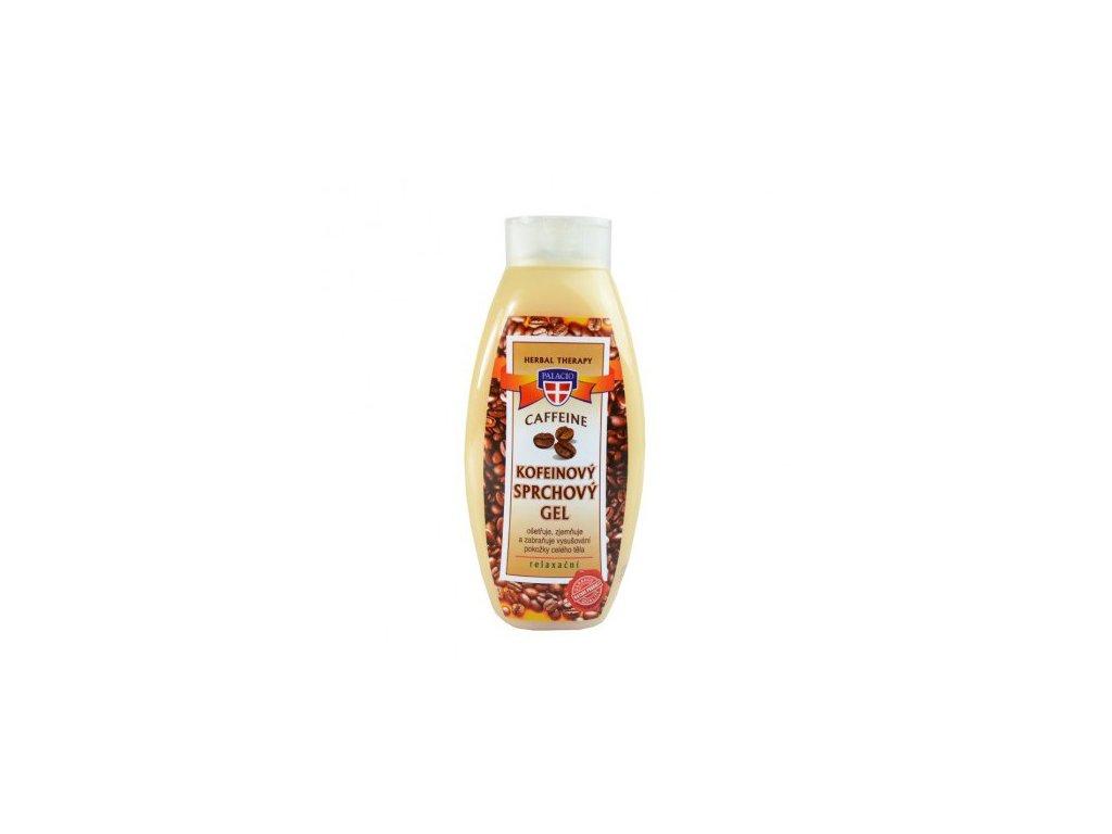 Kofeinový sprchový gel 500 ml