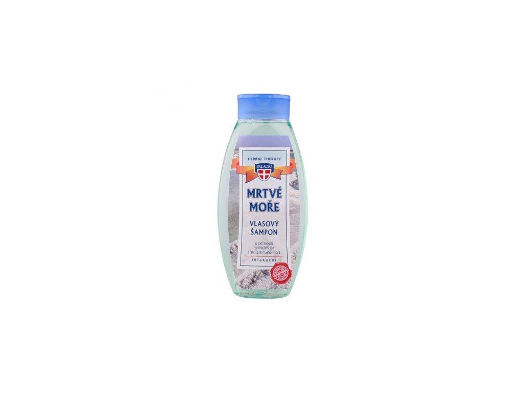 Mrtvé moře vlasový šampon 500 ml
