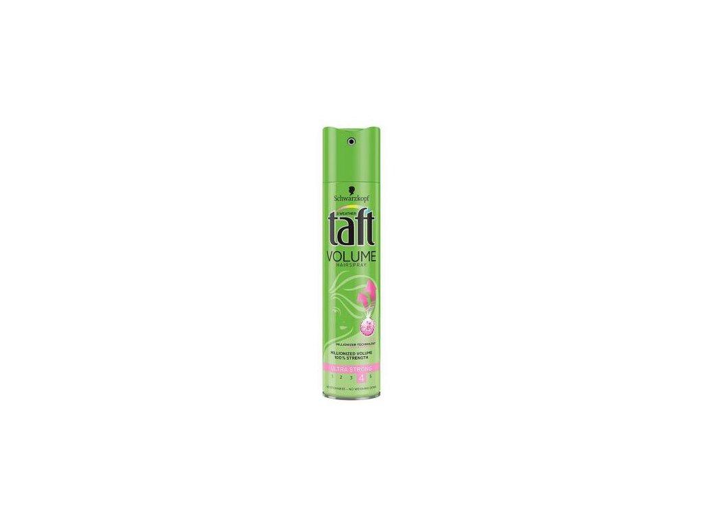 Taft Volume lak na vlasy ultra silná fixace 250 ml