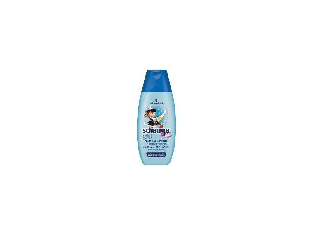 SCHAUMA Kids dětský šampon 250ml