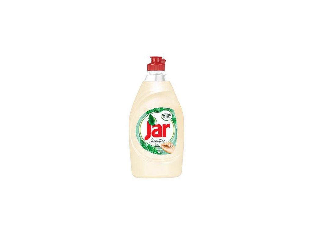 Jar na nádobí 450ml sensitive Heřmánek, mycí prostředek