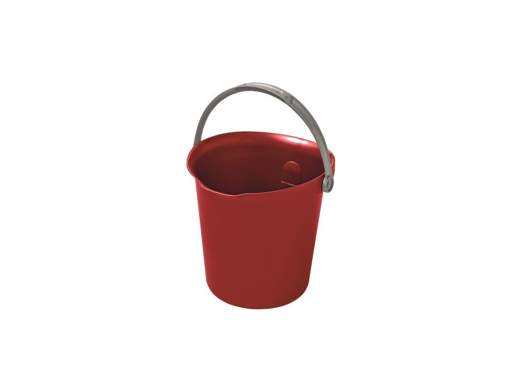 CURVER kbelík 9l - červený