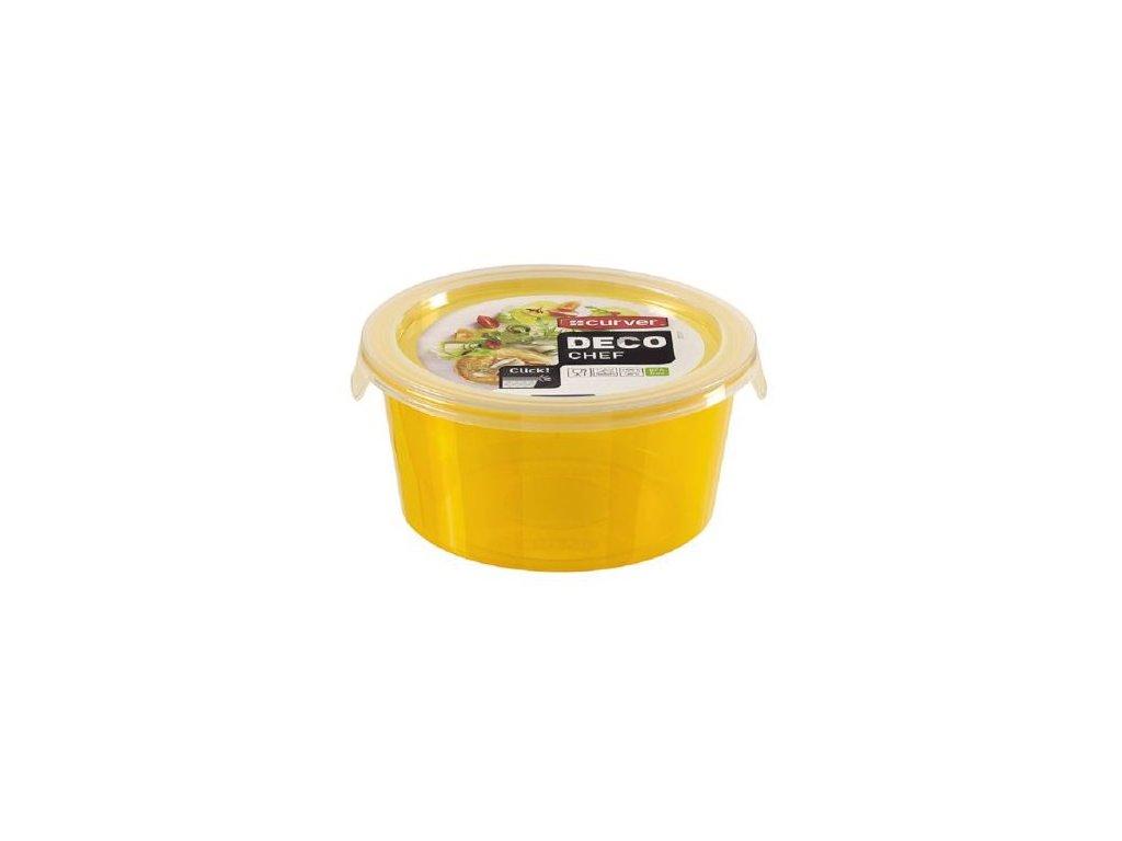 dóza DECO CHEF 0,5 L - oranžová