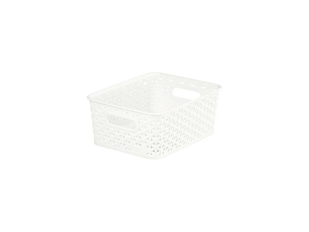 úložný box MY STYLE S - krémový