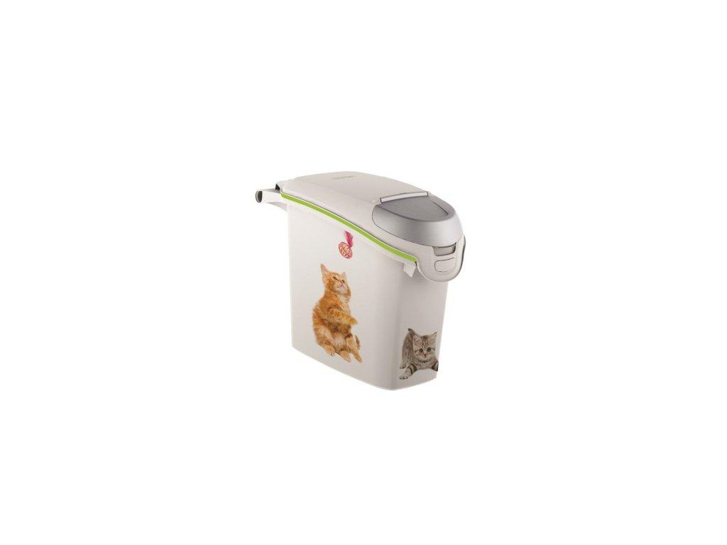 Kontejner na krmivo 6 kg- KOČKY