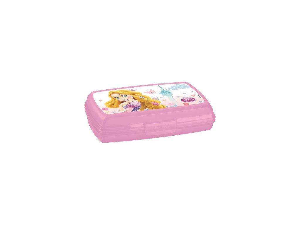 Svačinový box 0,6l - PRINCESS