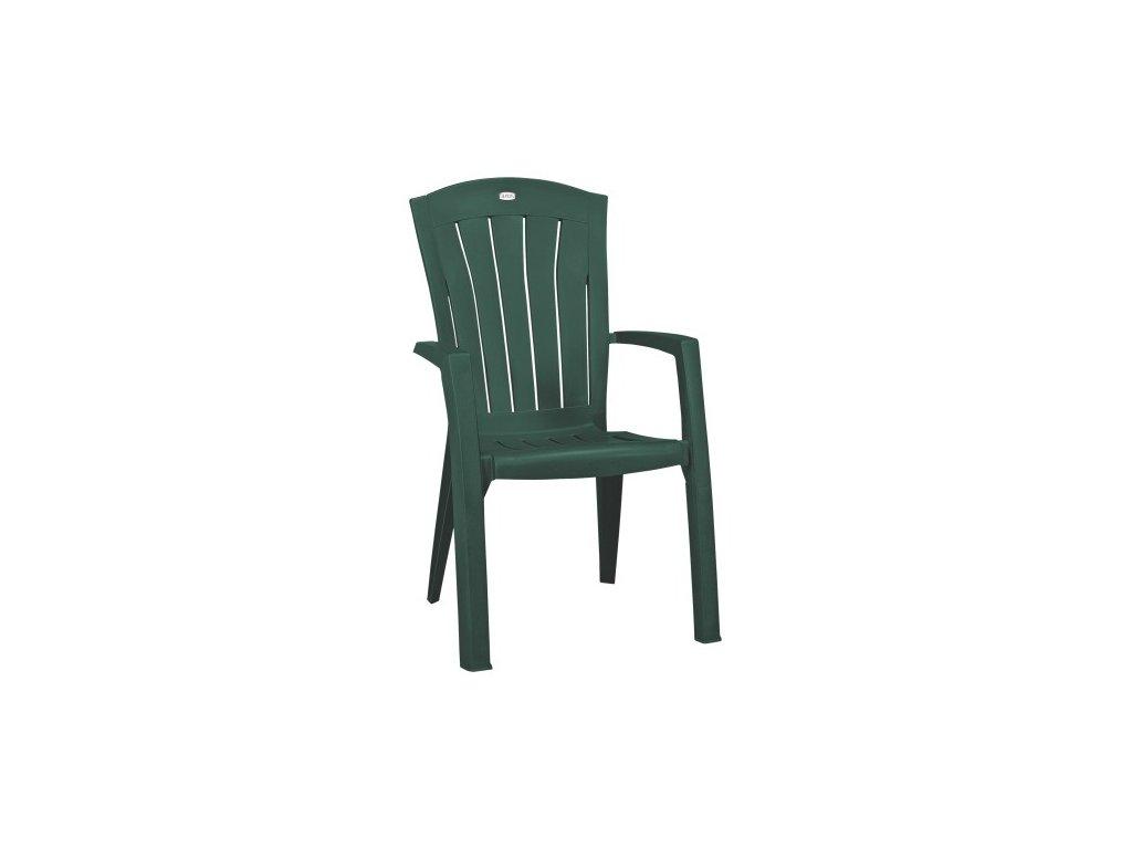 SANTORINI křeslo - zelené