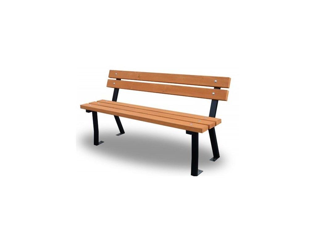 Parková lavička KOVOVÁ 3848