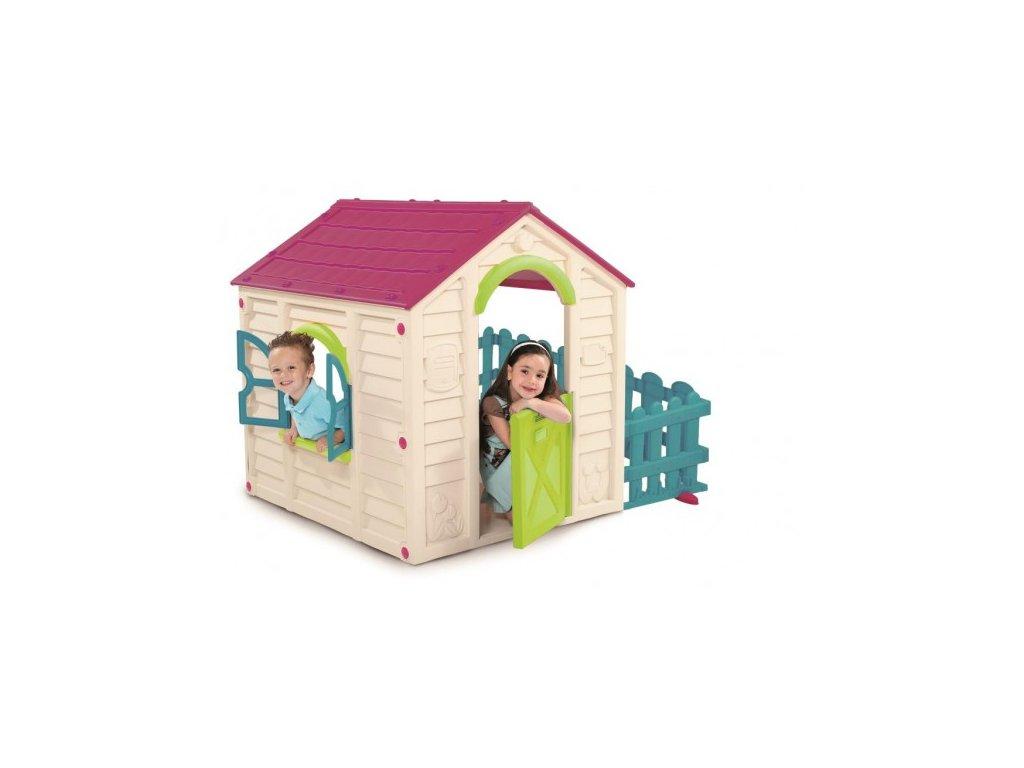 MY GARDEN HOUSE domeček - béžový