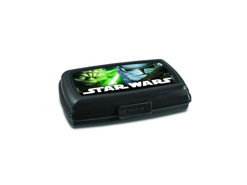 Snack box - 0,6L - STAR WARS (02275-S55)