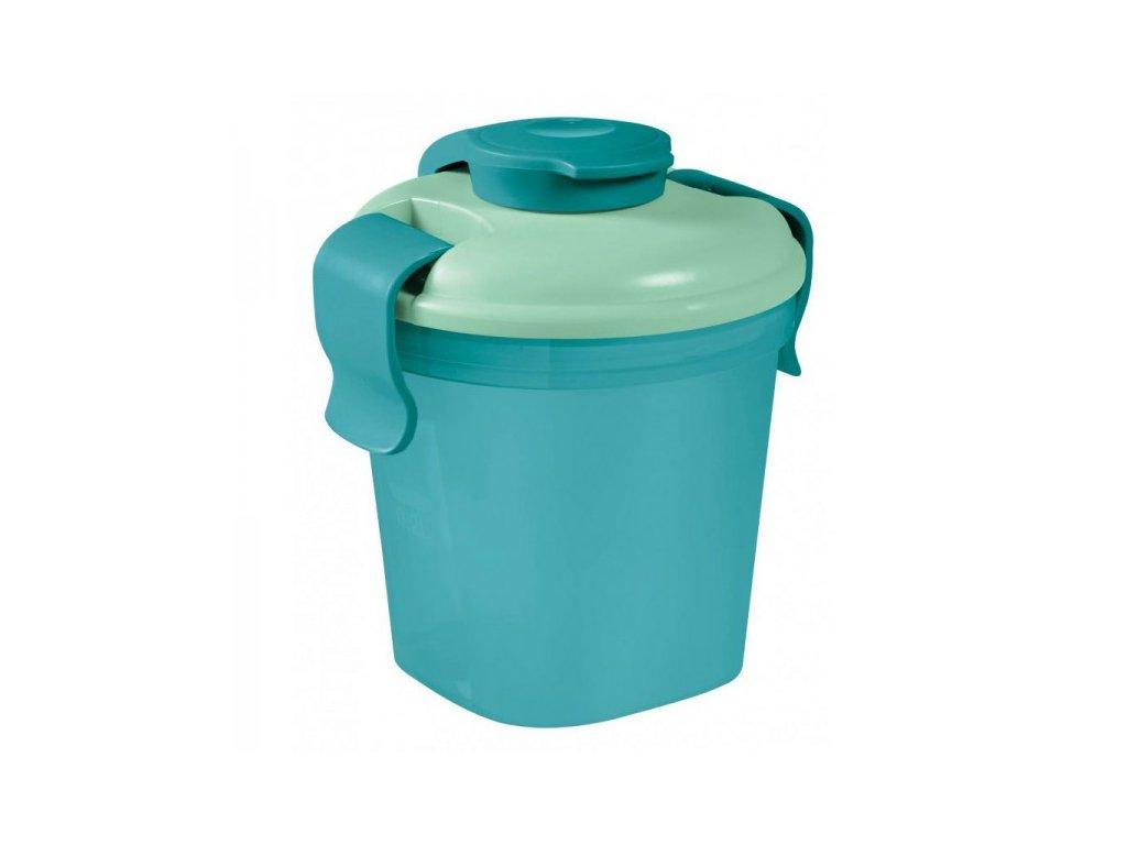 Cestovní lahev Lunch & go S modrá (00739-B36)