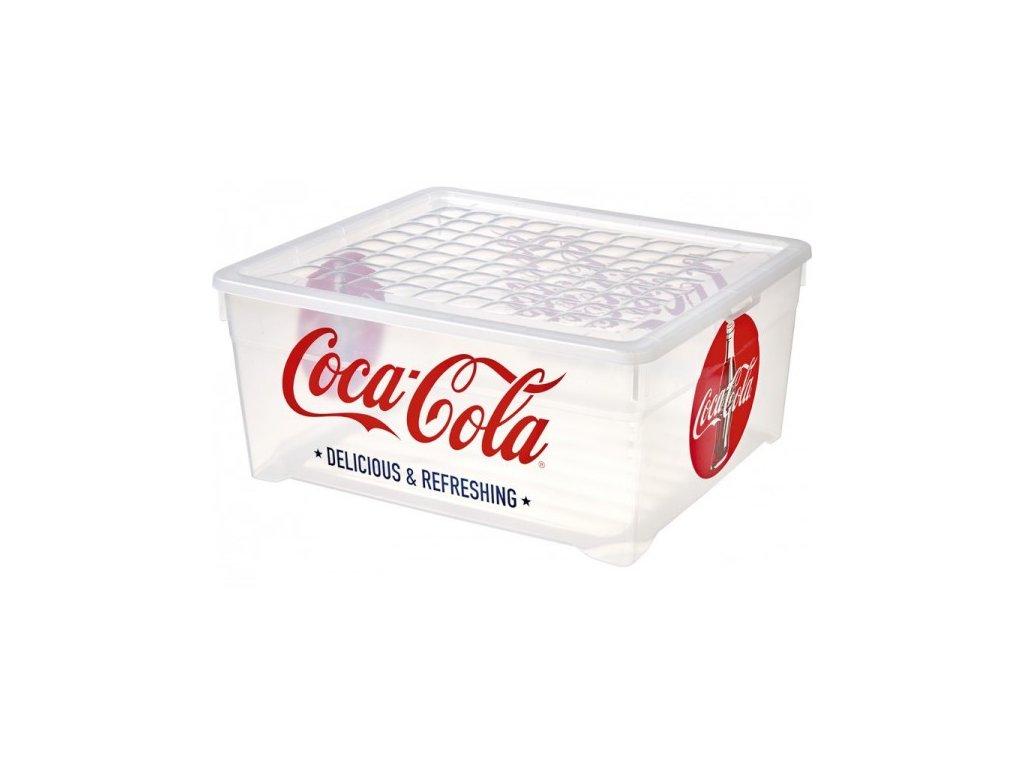 Deco textile -18,5L - COCA COLA (03002-C57)