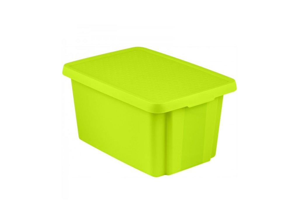 ESSENTIALS box 45L - zelený