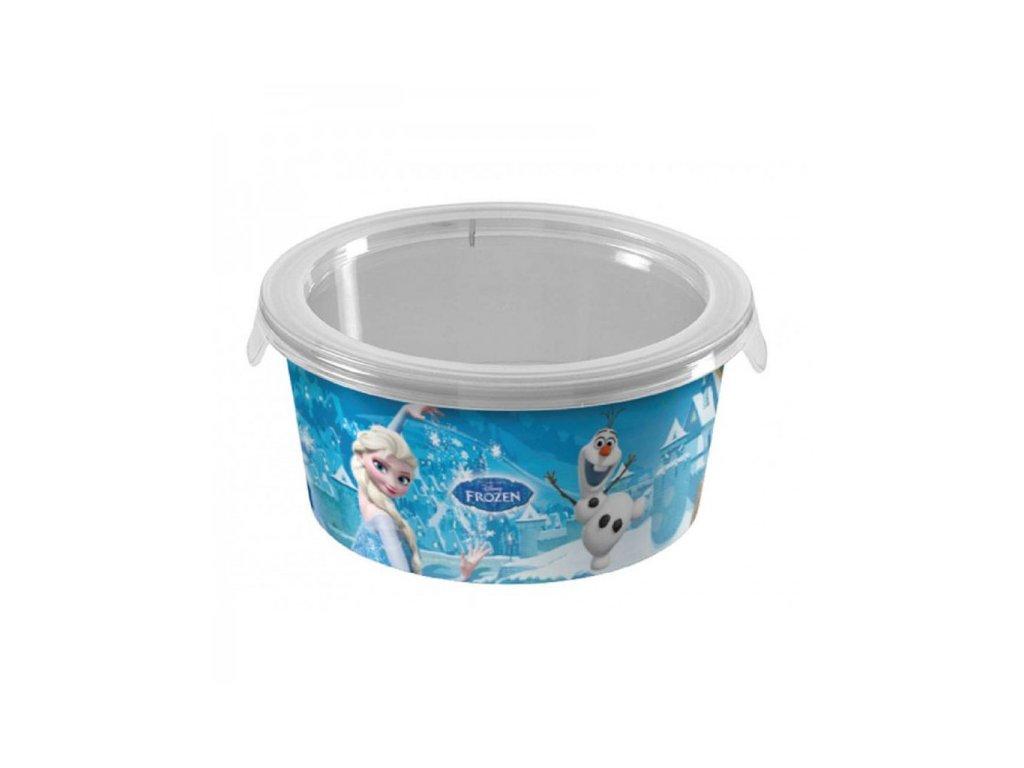 Snack box ROUND - 0,5L - FROZEN