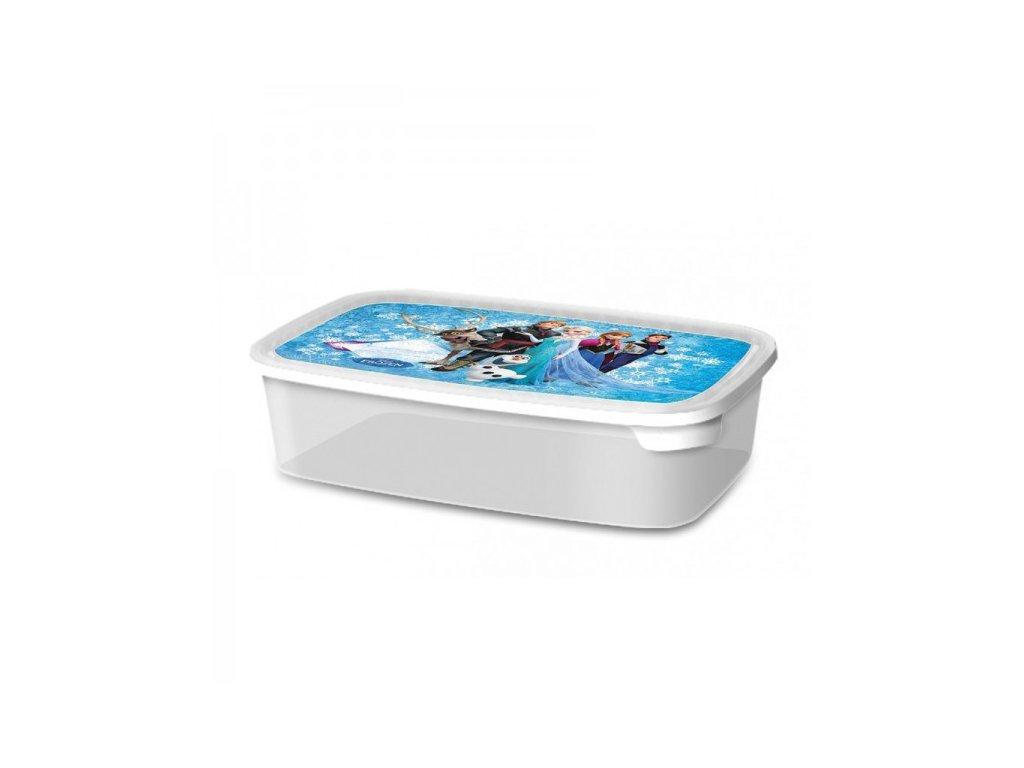 Snack box ROUND - 1L - FROZEN