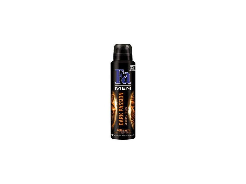 Fa Men Dark Passion Deodorant 150 ml