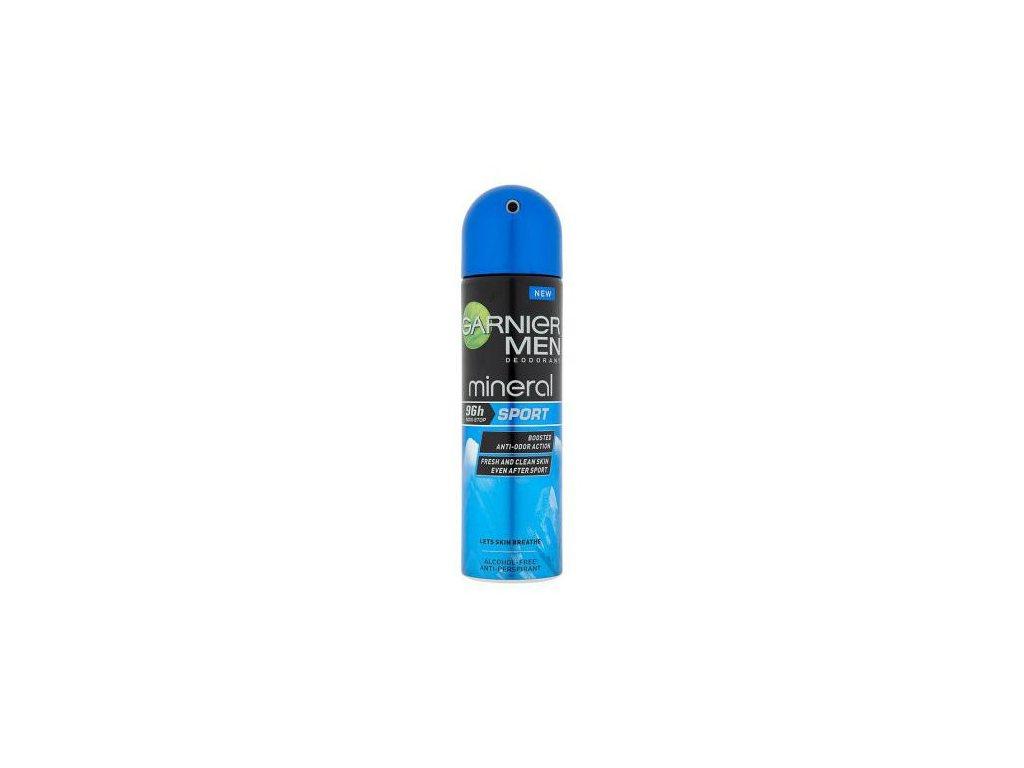 Garnier Mineral Men Sport minerální deodorant 150 ml