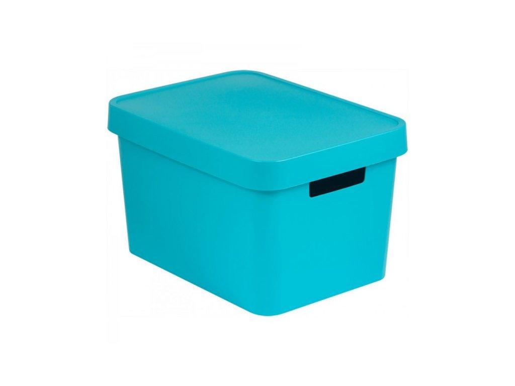 INFINITY box 17L - modrý