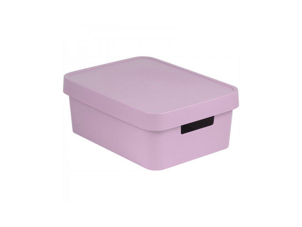 INFINITY box 11L - růžový