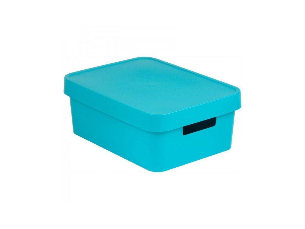 INFINITY box 11L - modrý