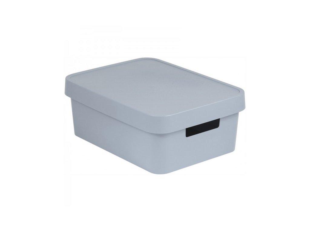INFINITY box 11L - šedý