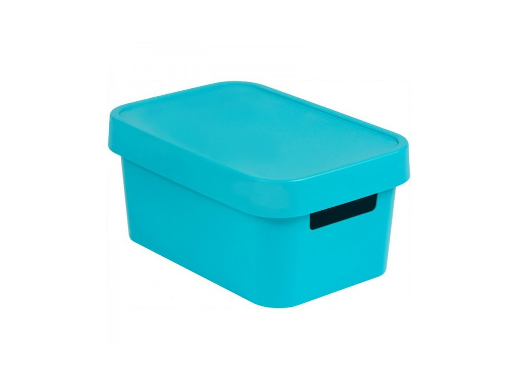 INFINITY box 4,5L - modrá