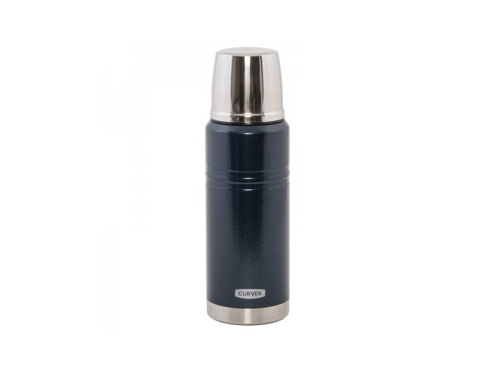 termoska NEREZ 0,75L - modrá
