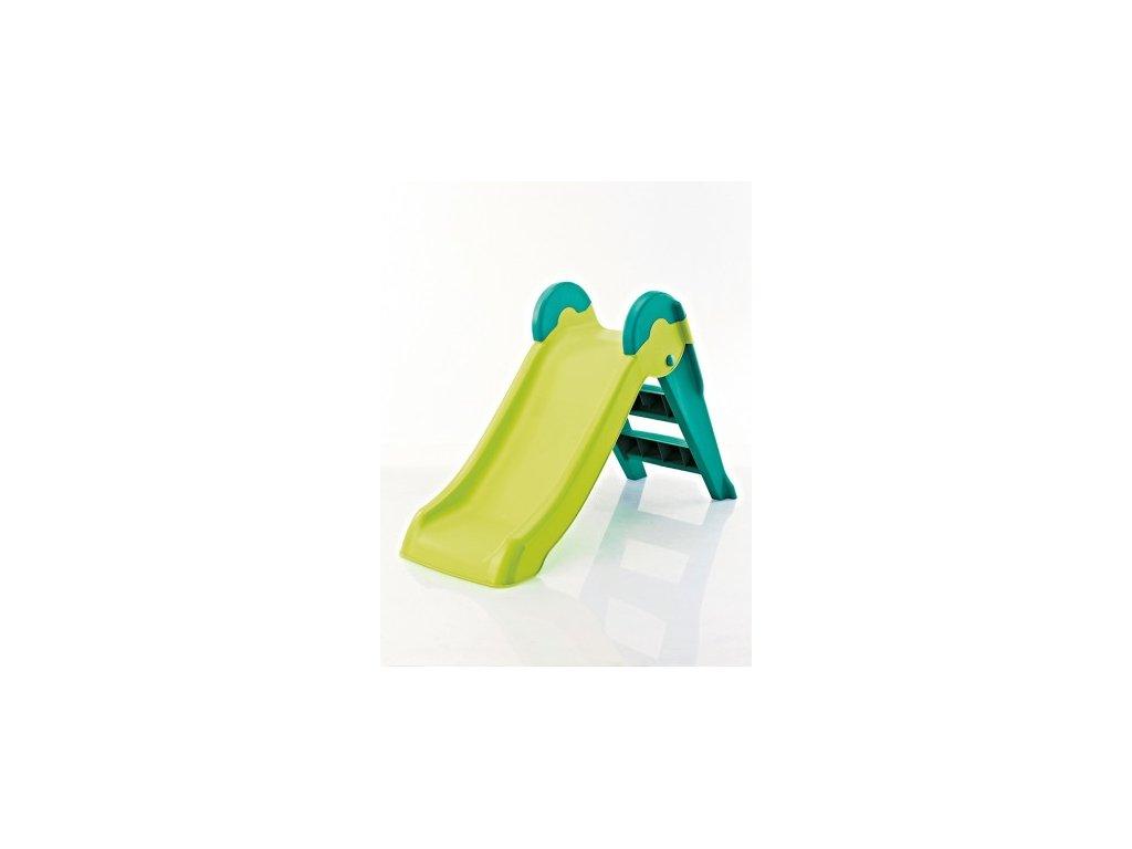 BOOGIE skluzavka zelená/tyrkysová