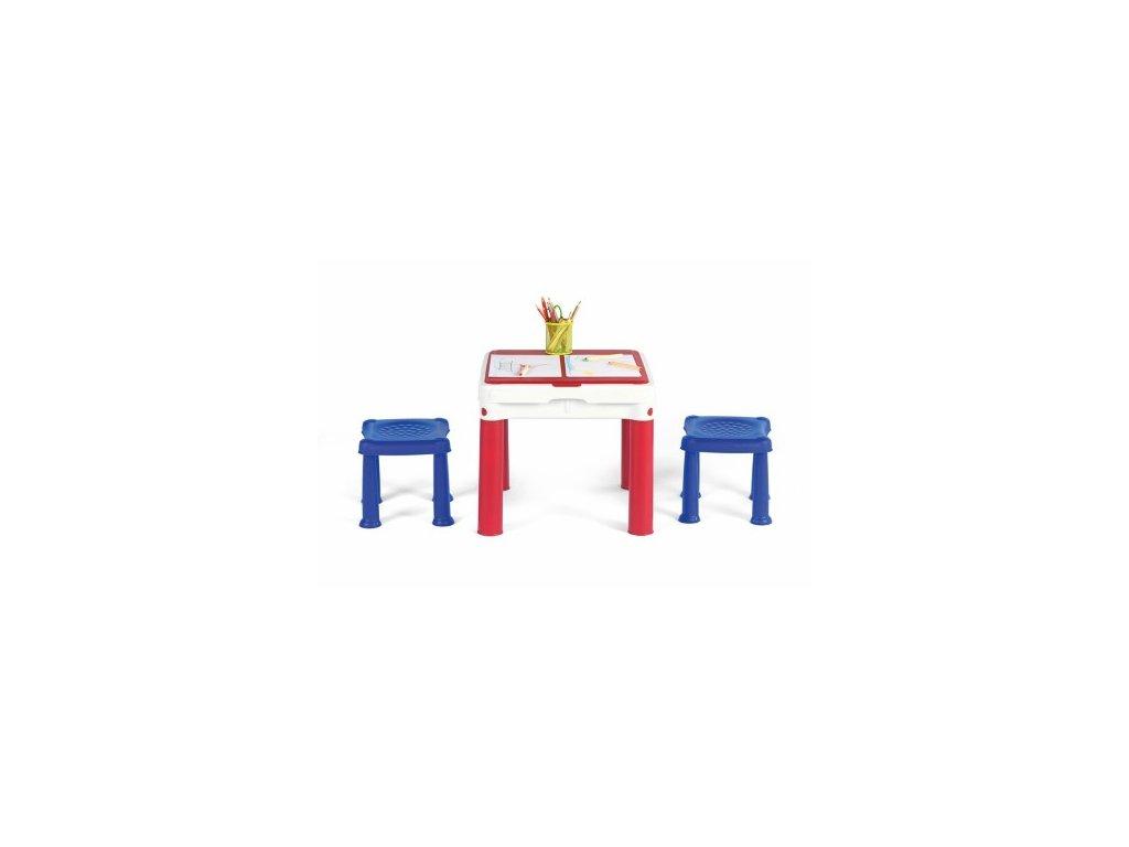 CONSTRUCTABLE stoleček na hraní