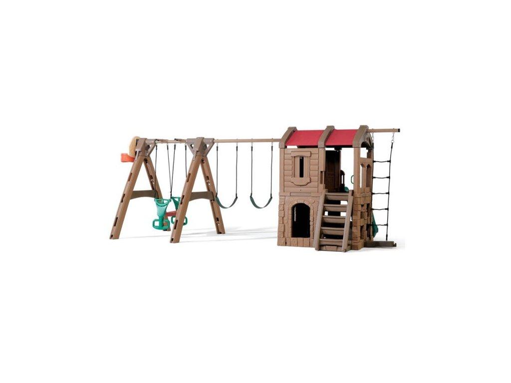 STEP2 Dětské hřiště Adventure Lodge